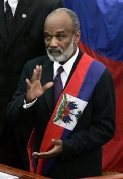 President Rene Preval