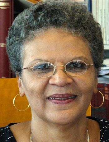 Haitian Prime Minister Michele Pierre-Louis